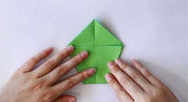 手提包折纸教程