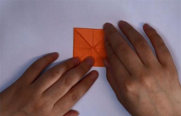折纸麦穗的折法
